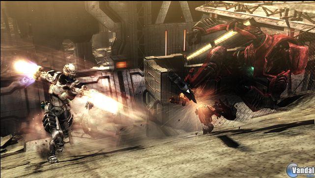 Nuevas imágenes de Vanquish, el juego del creador de Resident evil, para Ps3 y 360 201061012731_4