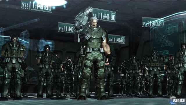Nuevas imágenes de Vanquish, el juego del creador de Resident evil, para Ps3 y 360 201061012731_9