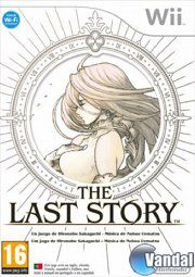 Car�tula The Last Story Wii