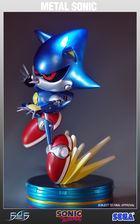 Una figura de Metal Sonic de tres kilos de peso