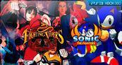 Sonic the Fighters XBLA
