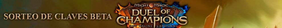 Claves Might & Magic: Duel of Champions