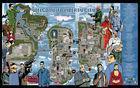 Imagen 1 Rockstar desvela los mapas digitales de GTA 3, Vice City y San Andreas