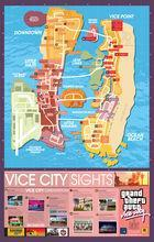 Imagen 2 Rockstar desvela los mapas digitales de GTA 3, Vice City y San Andreas