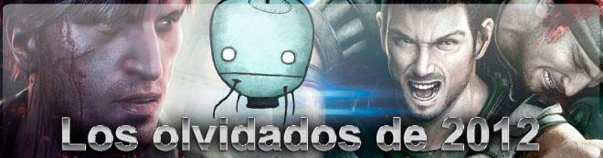 Los olvidados de 2012