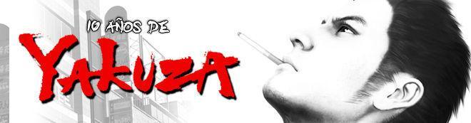 10 años de Yakuza
