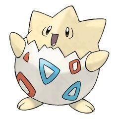 Togepi Pokémon GO