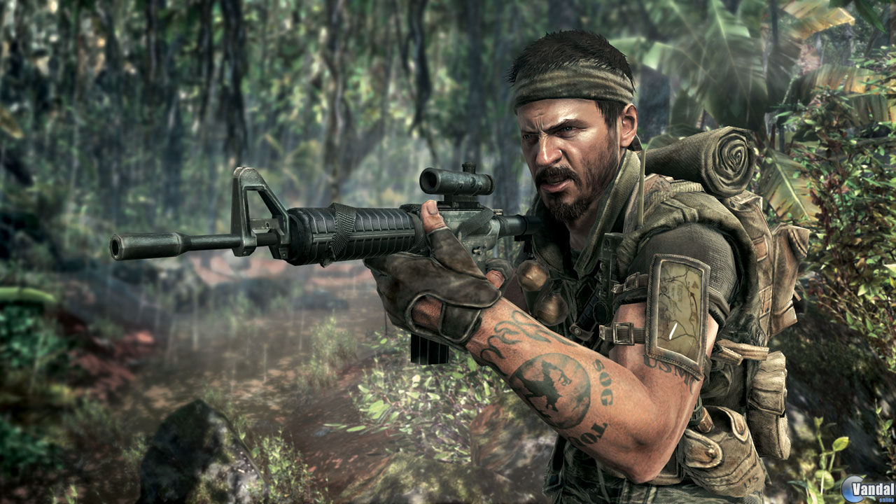 Iimágenes de Call of Duty: Black Ops