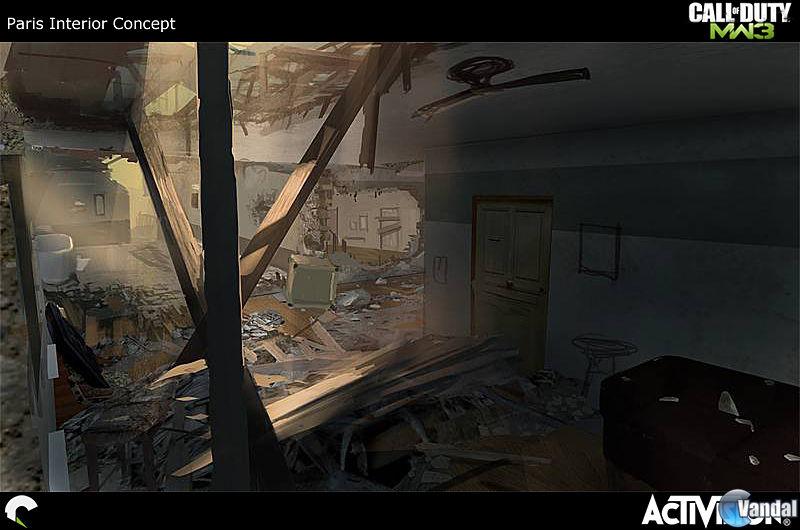Imagen 1 de Call of Duty: Modern Warfare 3 para Nintendo DS
