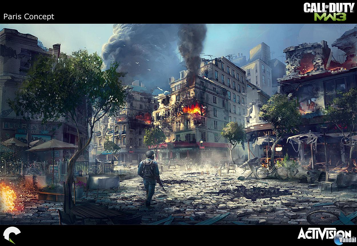 Imagen 10 de Call of Duty: Modern Warfare 3 para Nintendo DS