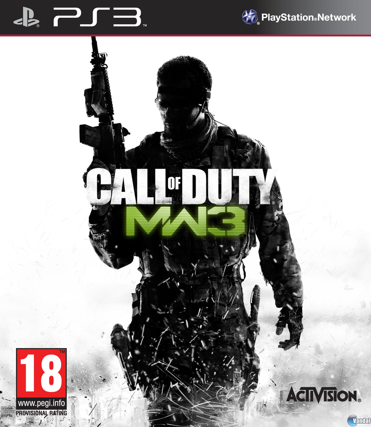Imagen 7 de Call of Duty: Modern Warfare 3 para PlayStation 3