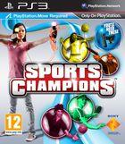 Sports Champions para PlayStation 3