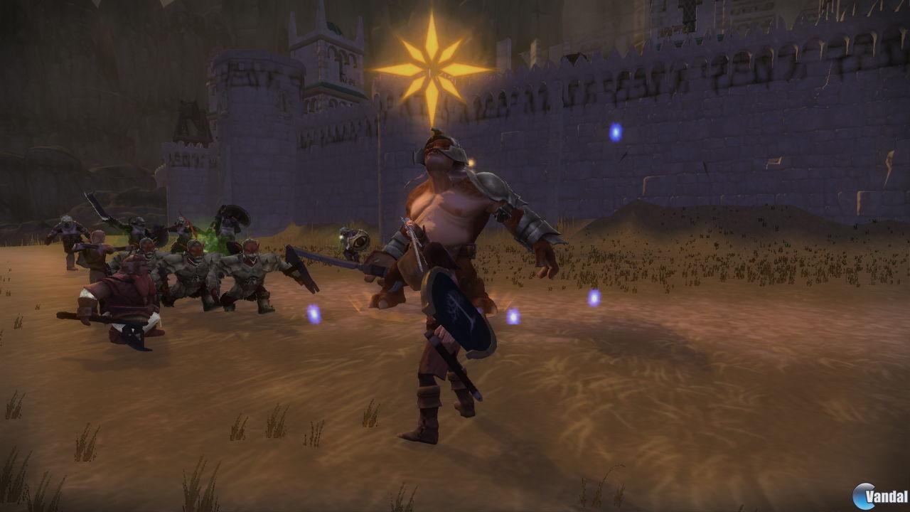 Imagen 19 de El Se�or de los Anillos: Las aventuras de Aragorn para PlayStation 3