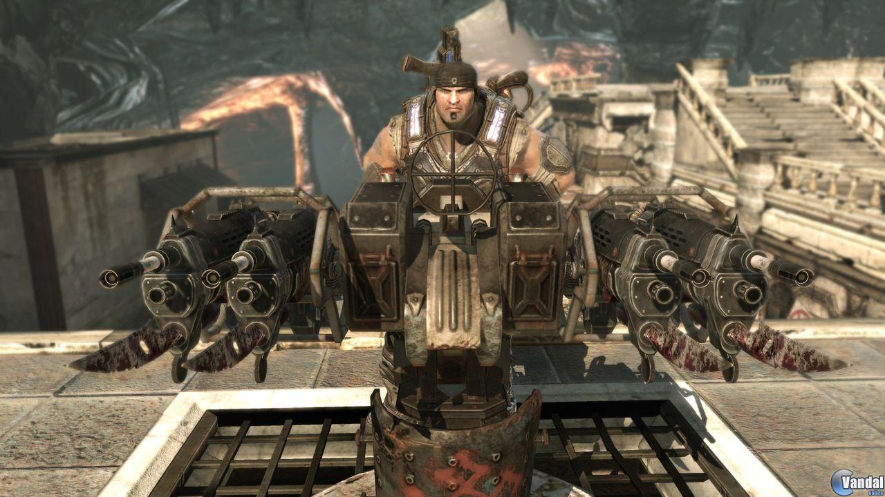 Nuevas imágenes de Gears of War 3 para Xbox 360 201068103128_2