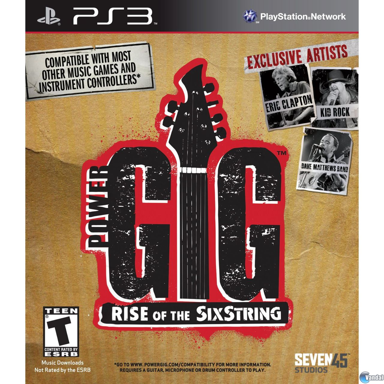 Imagen 32 de Power Gig: Rise of the SixString para PlayStation 3
