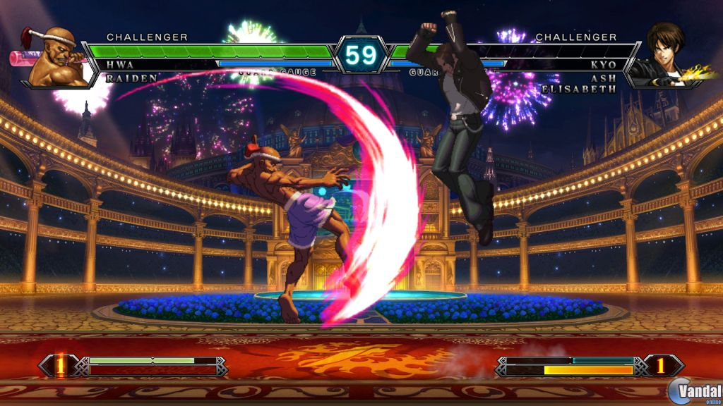 King of Fighters XII