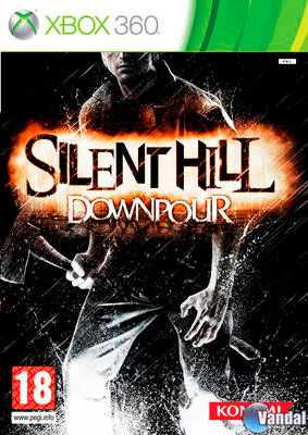 Car�tula Silent Hill: Downpour Xbox 360