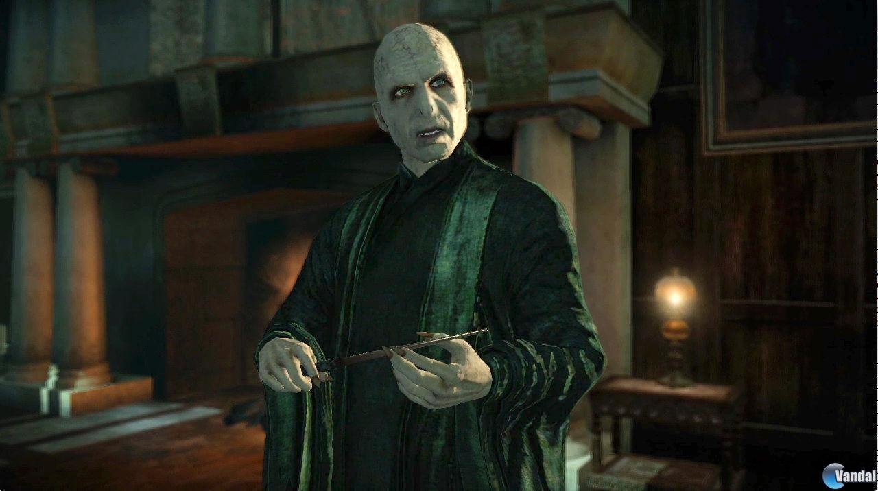 Nuevas Imagenes Y Video De Harry Potter Y Las Reliquias De La Muerte