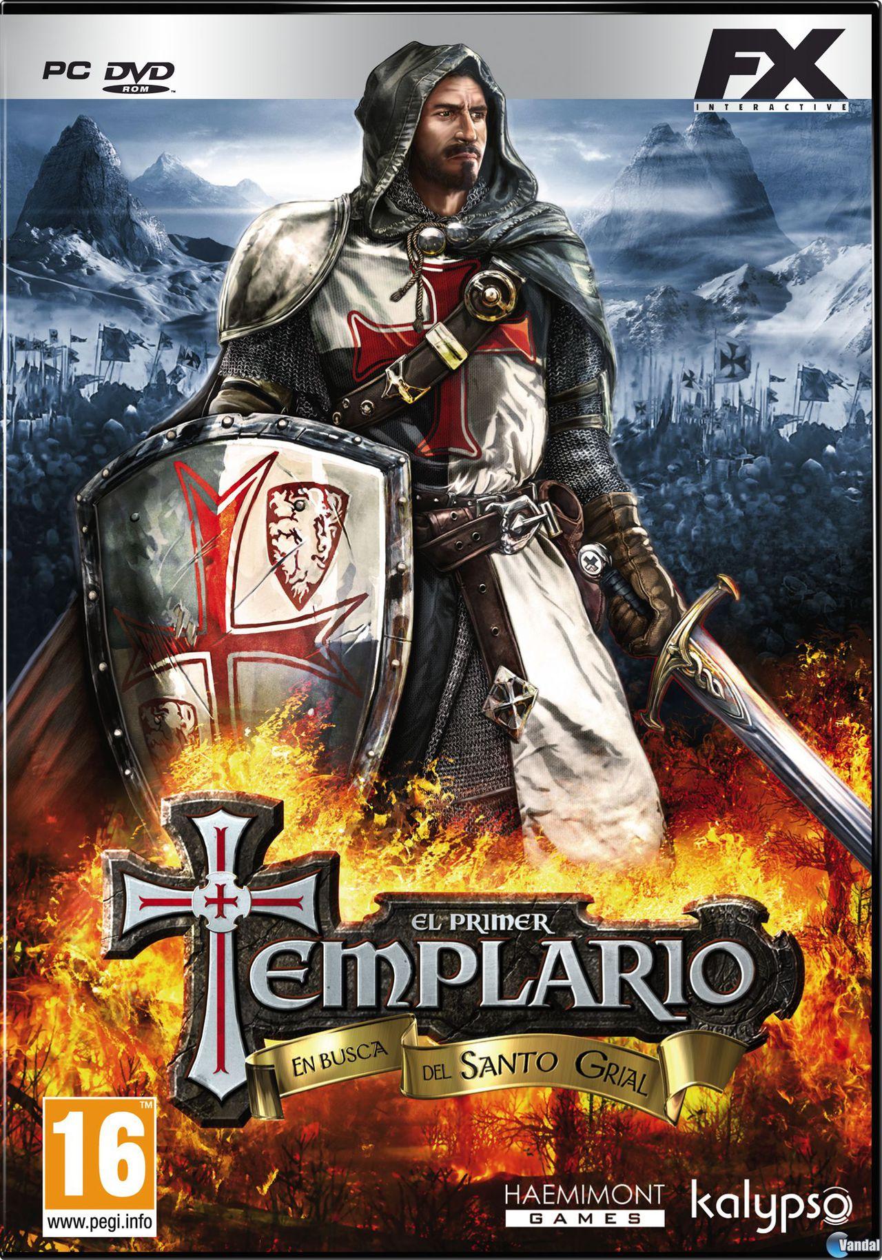 Imagen 29 de El Primer Templario para Ordenador