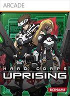 Hard Corps: Uprising XBLA para Xbox 360