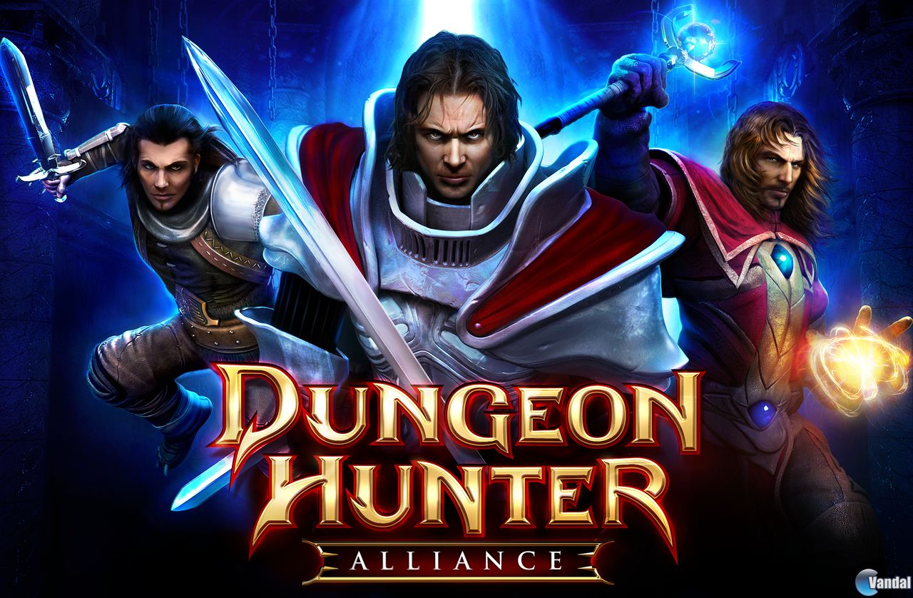 Dungeon hunter alliance porn nude pic