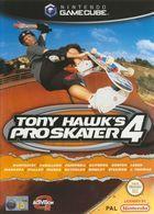Tony Hawk's Pro Skater 4 para GameCube