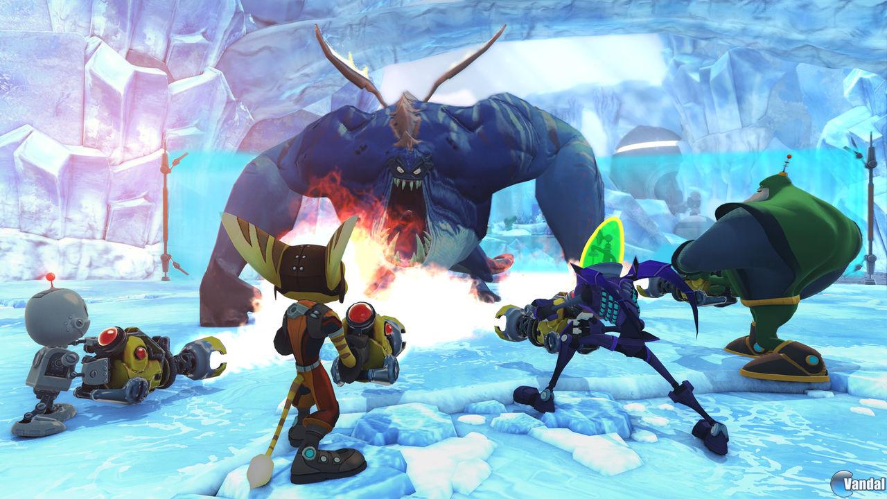 Imagen 143 de Ratchet and Clank: Todos para uno para PlayStation 3