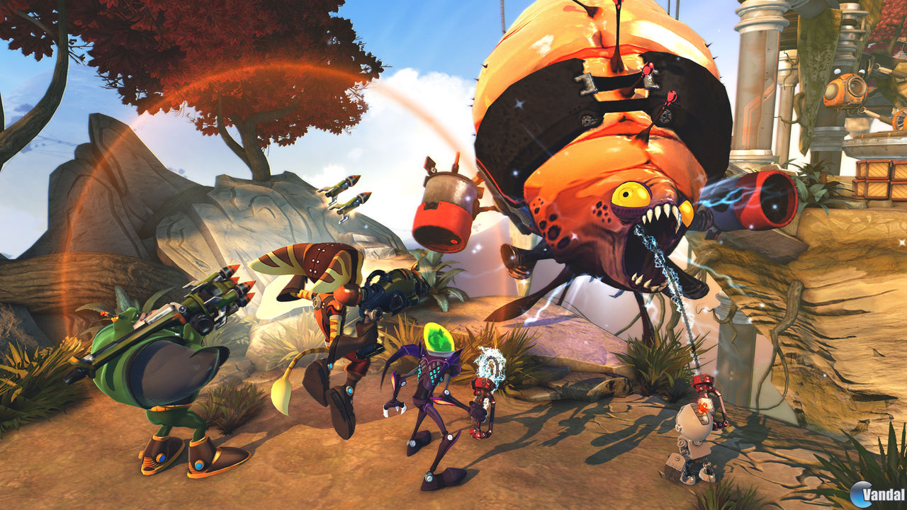 Imagen 145 de Ratchet and Clank: Todos para uno para PlayStation 3