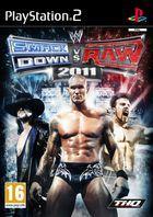 Carátula WWE: Smackdown vs. RAW 2011 para PlayStation 2