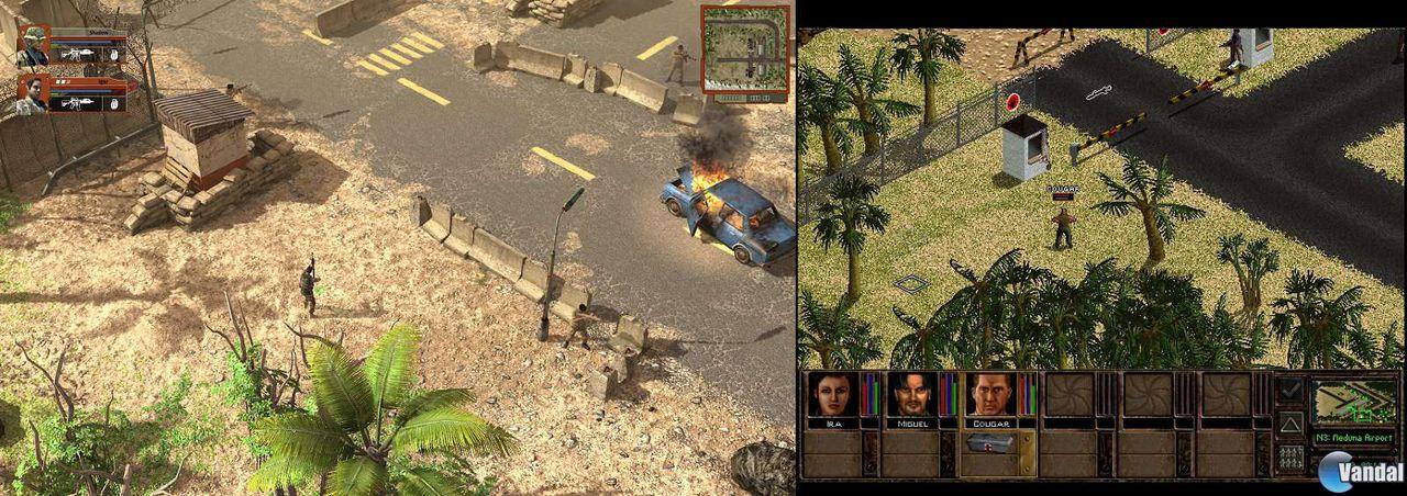 Imagen 1 de Jagged Alliance 2: Wildfire para Ordenador