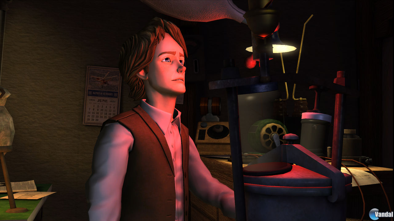 Imagen 7 de Back to the Future Ep. 1: It's About Time PSN para PlayStation 3