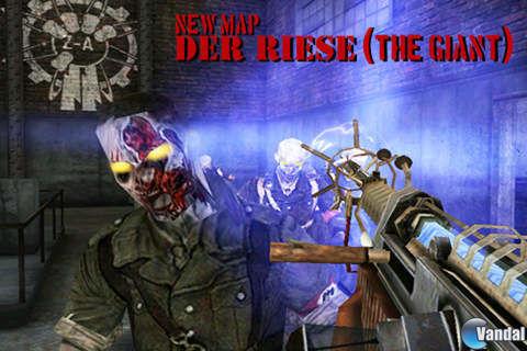Imagen 2 de Call of Duty: Zombies para iPhone
