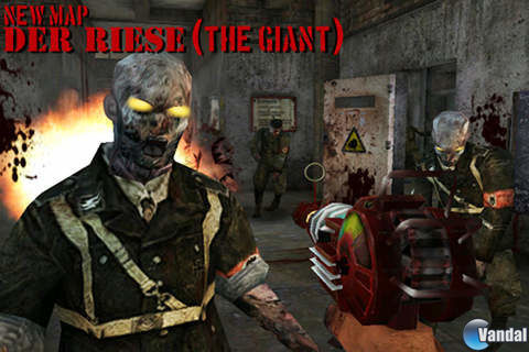 Imagen 3 de Call of Duty: Zombies para iPhone