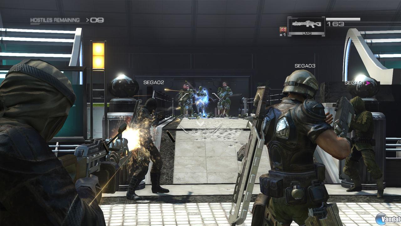 Imagen 244 de Binary Domain para Xbox 360