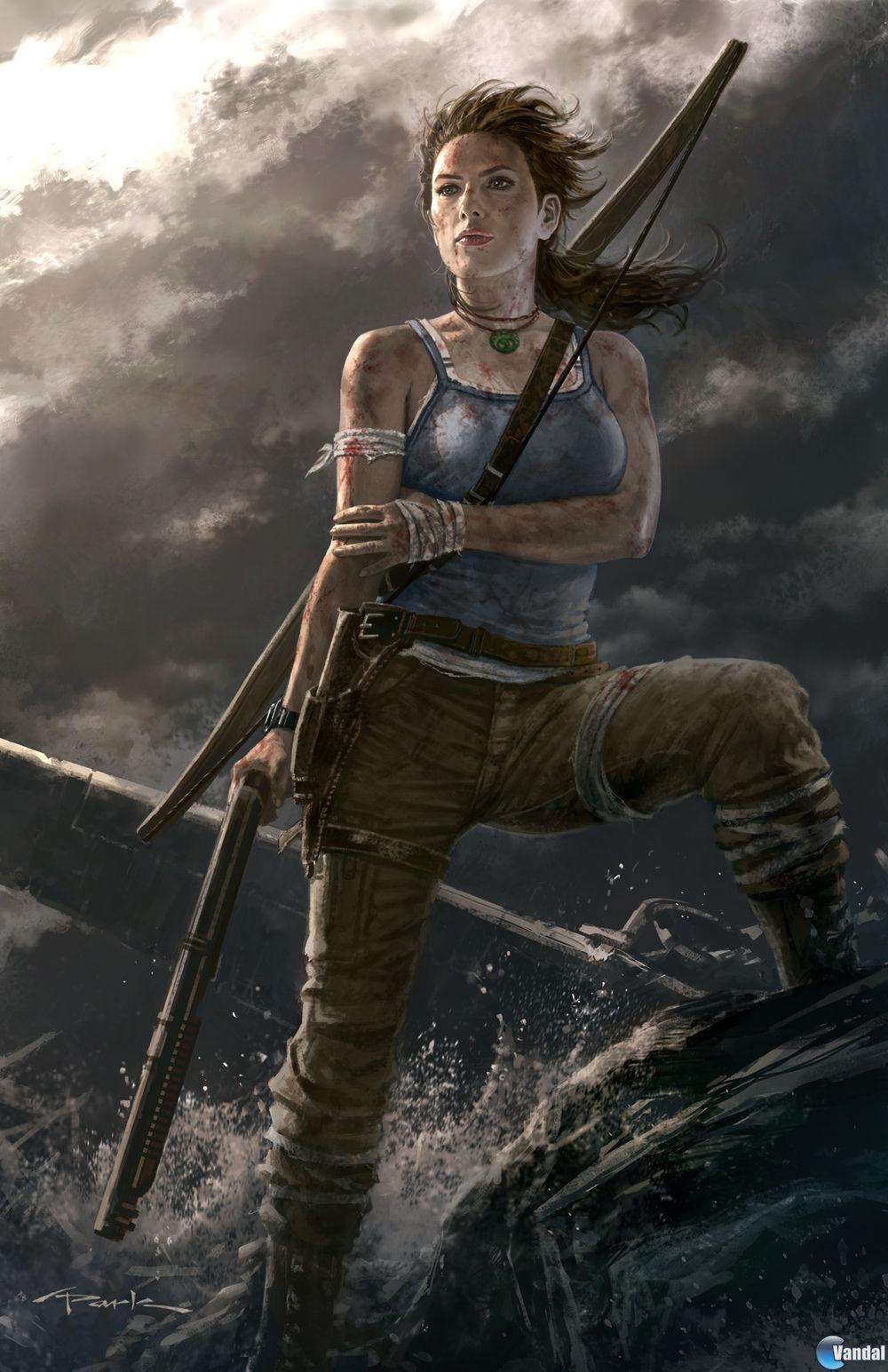 Imagen 61 de Tomb Raider para Ordenador