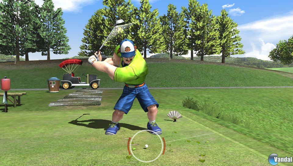 Imagen 11 de Everybody's Golf para PSVITA