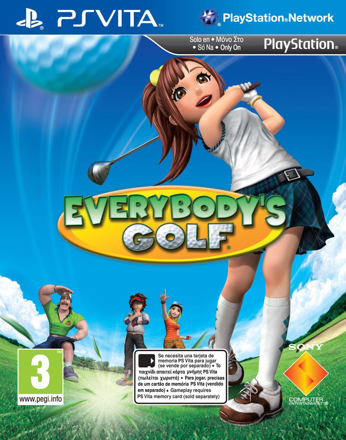 Imagen 17 de Everybody's Golf para PSVITA