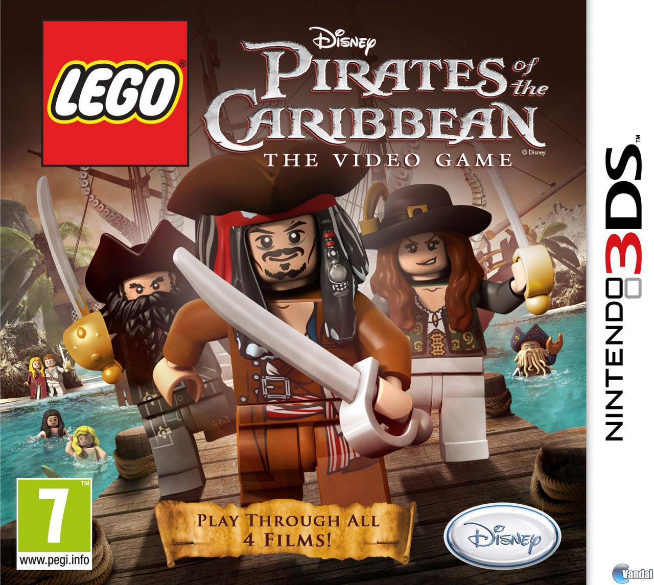 Lego Piratas Del Caribe Para Pc