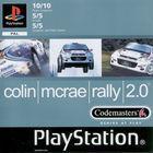 Carátula Colin Mcrae Rally 2 para PS One