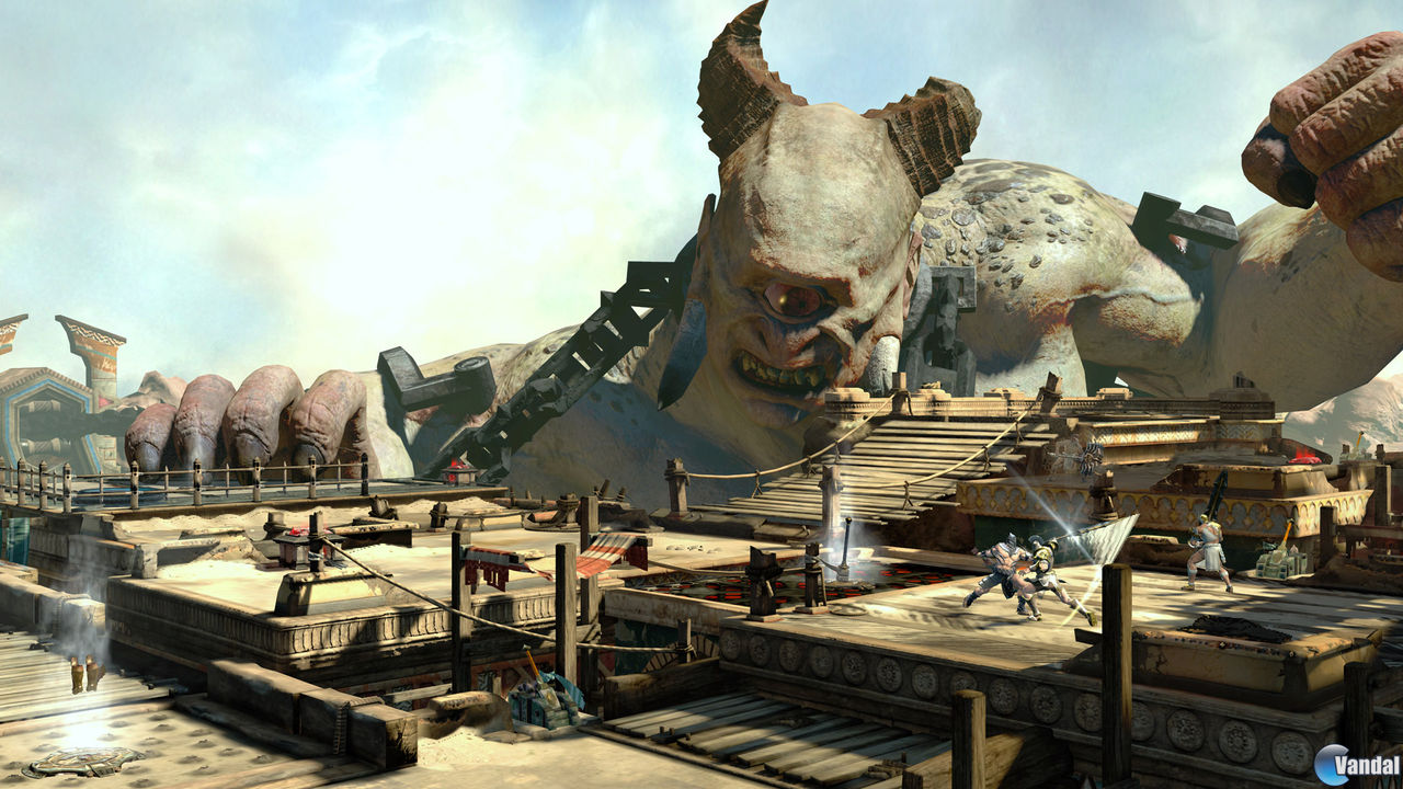 Imagen 31 de God of War: Ascension para PlayStation 3