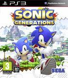 Sonic Generations para PlayStation 3