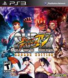 Super Street Fighter IV: Arcade Edition para PlayStation 3
