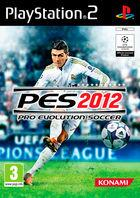 Carátula Pro Evolution Soccer 2012 para PlayStation 2