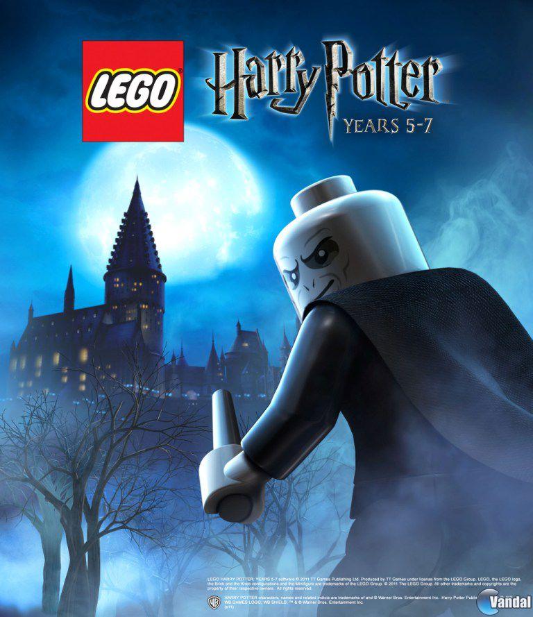Imagen 1 de LEGO Harry Potter: años 5-7 para Nintendo DS