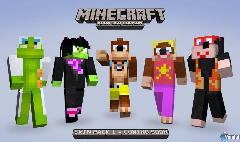 Imagen Minecraft Xbox 360 Edition Xbla Xbox 360 Imagen 24