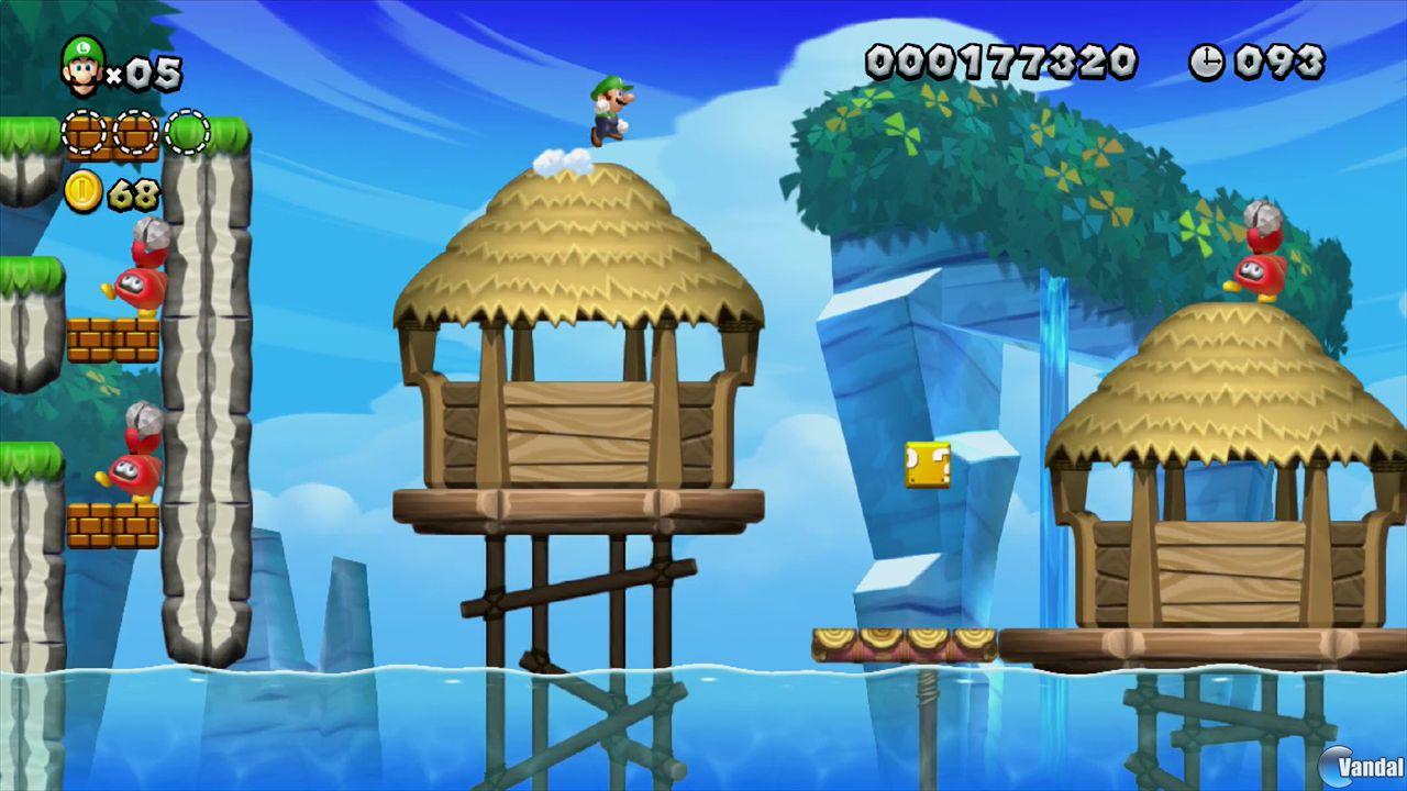 Imagen 73 de New Super Mario Bros. U para Wii U