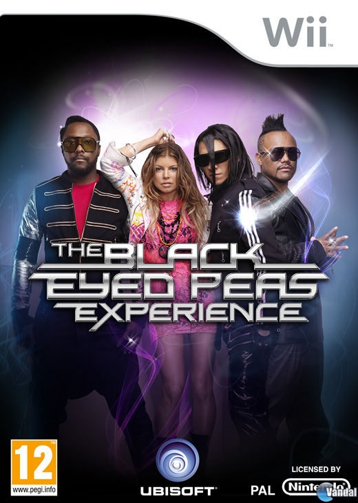 The Black Eyed Peas Experience - Nintendo Wii