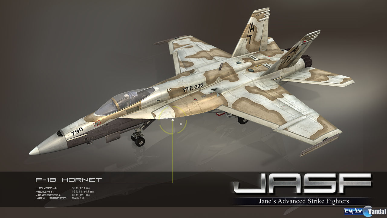 Imagen 33 de Jane's Advanced Strike Fighters para Xbox 360