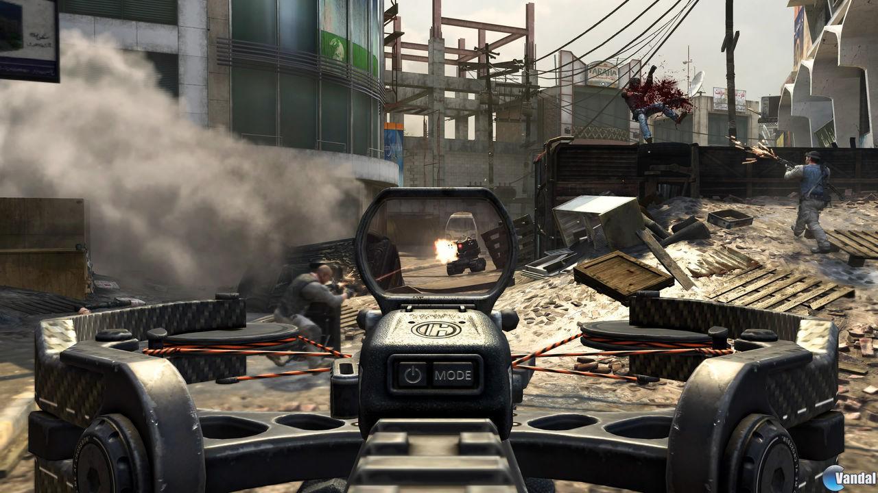 Imagen 11 de Call of Duty: Black Ops II para Wii U