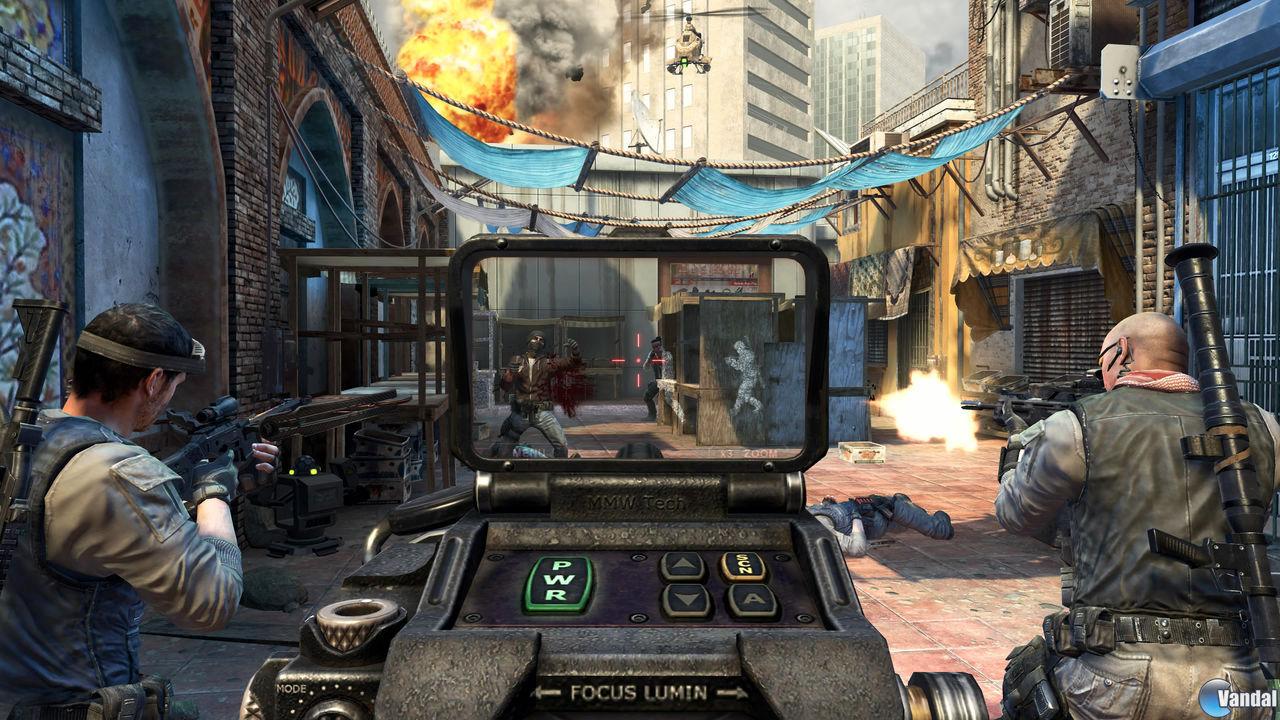 Imagen 10 de Call of Duty: Black Ops II para Wii U